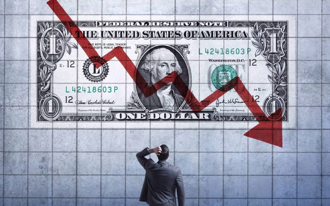Is the Almighty Dollar Slipping?