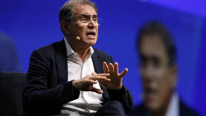 Nouriel Roubini: bitcoin is not a hedge against tail risk